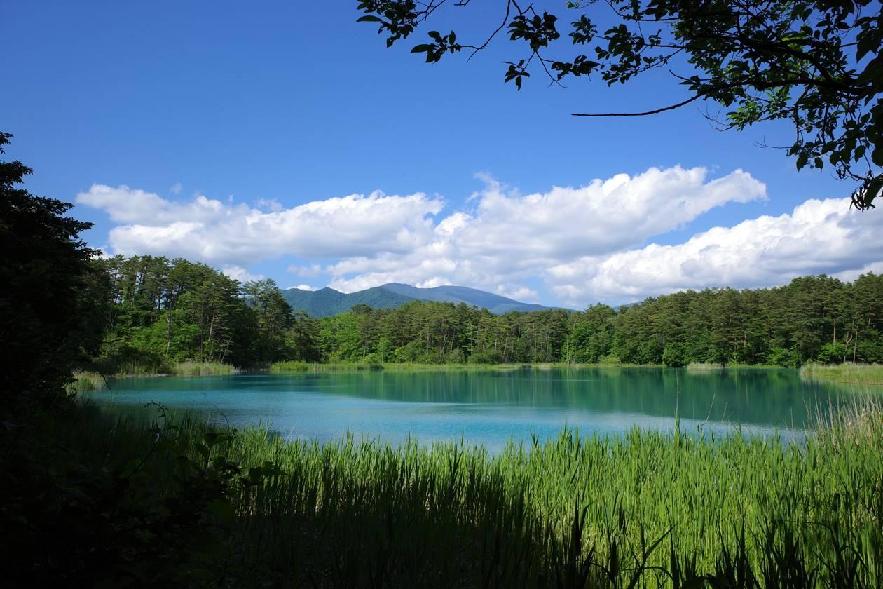 磐梯山・五色沼