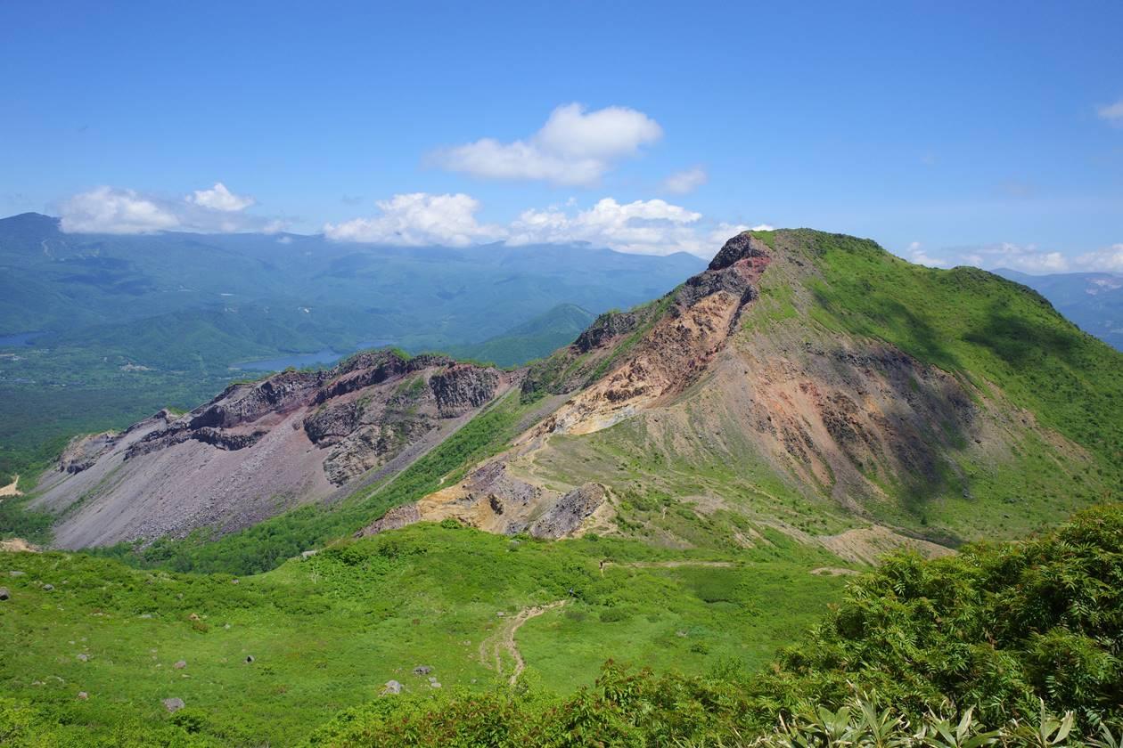 磐梯山 櫛ヶ峰