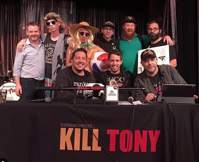 KILL TONY #373