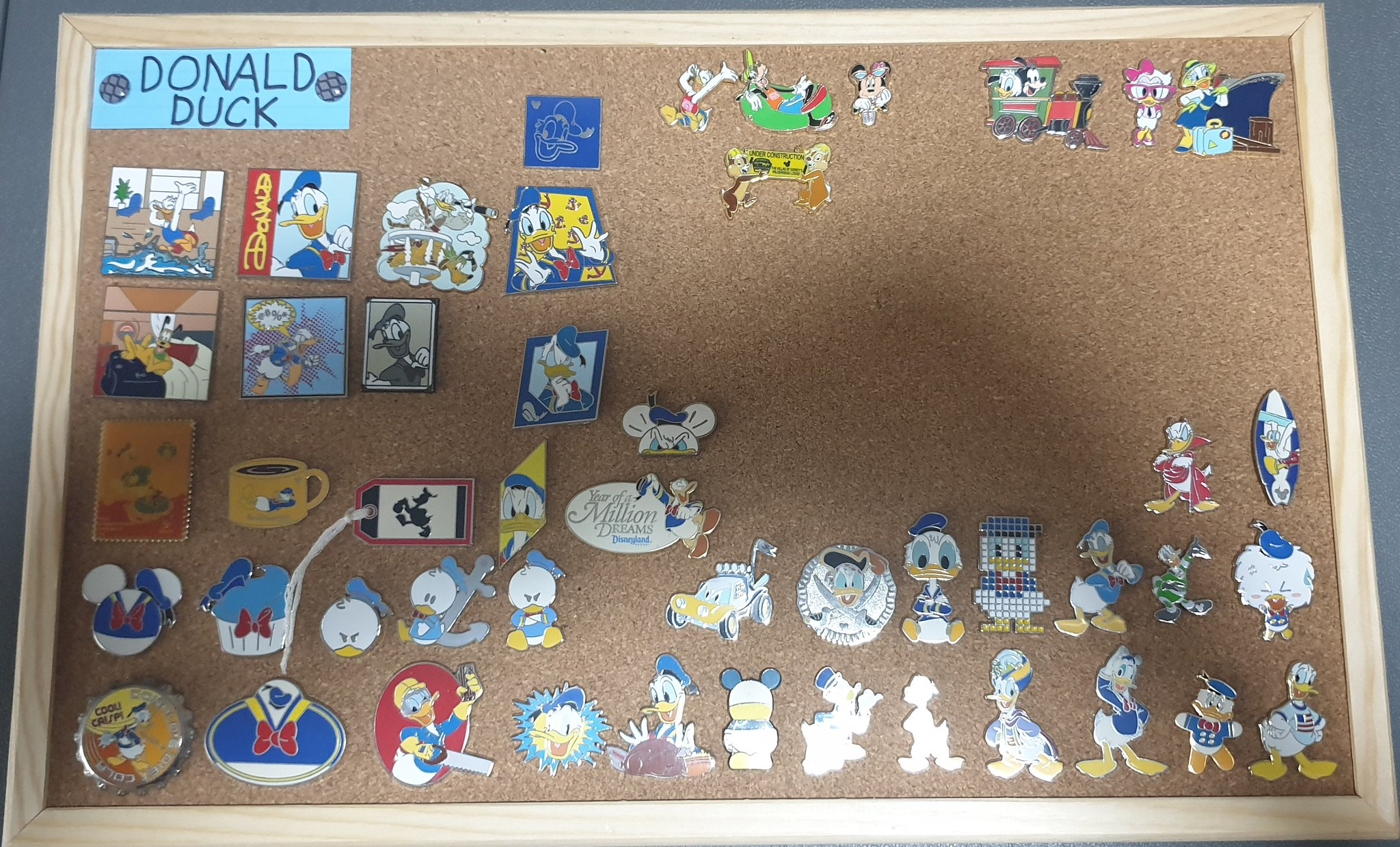 Some of my collection and displays (pic heavy) | Disney Pin Forum