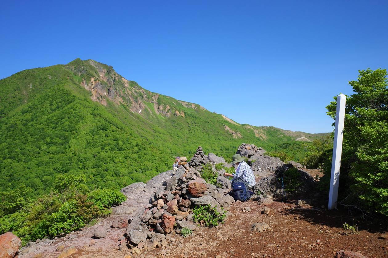 赤埴山山頂