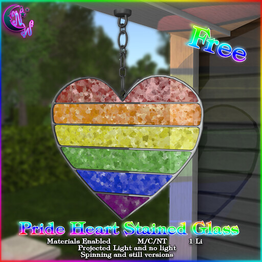 *NW* Pride Heart