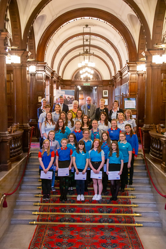 Stafforshire Girlguiding Awards 2019-93