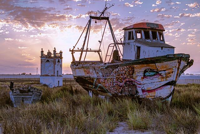 Good morning Cabo de gata ...., Buenas dias Cabo de gata.......