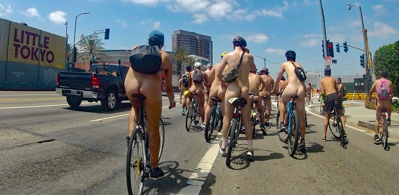 LA World Naked Bike Ride 2019 (142134)