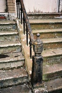 Old Style Bannister