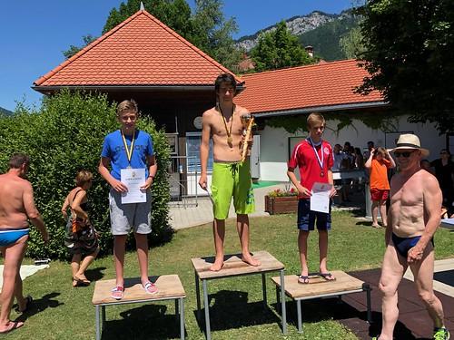BM Schwimmen 2019