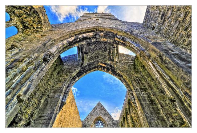 Sligo IR - Sligo Abbey 03