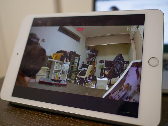 【Amazon Alexa認定取得】TP-Link ネットワークカメラ 見守り 簡単設置 無料クラウド 音声通話 防犯カメラ ベビーモニター 監視カメラ ペット見守りカメラ 3年保証 Kasaカメラ Pro KC120