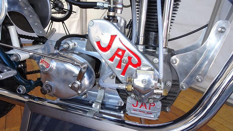GREEVES Hawkstone JAP Café Racer - FCR 2019 48149247981_a147e21e16_c