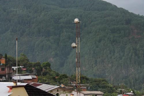 Torre Agencia Antena Receptora Emisora Intranet