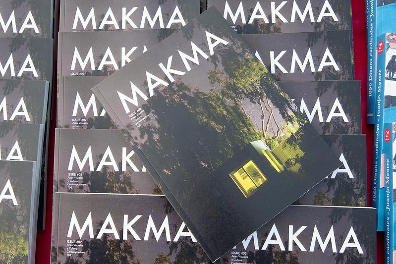 MAKMA AL BOTÀNIC | FIESTA VI ANIVERSARIO MAKMA