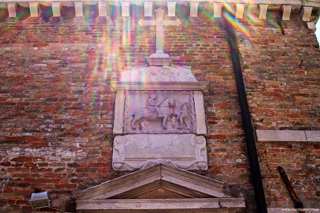 Chiesa di San Martino, curiosità sestiere Castello