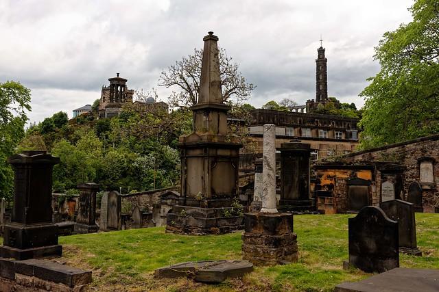 Edinburgh / Old Calton Cemetery