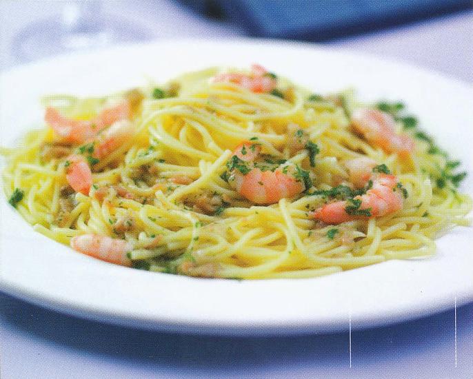 Spaghetti Marinera