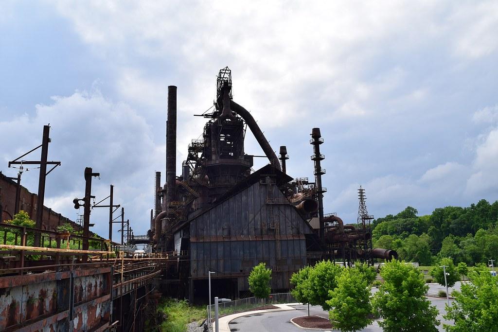 Bethlehem Steel, Bethlehem,Pa. June,2019