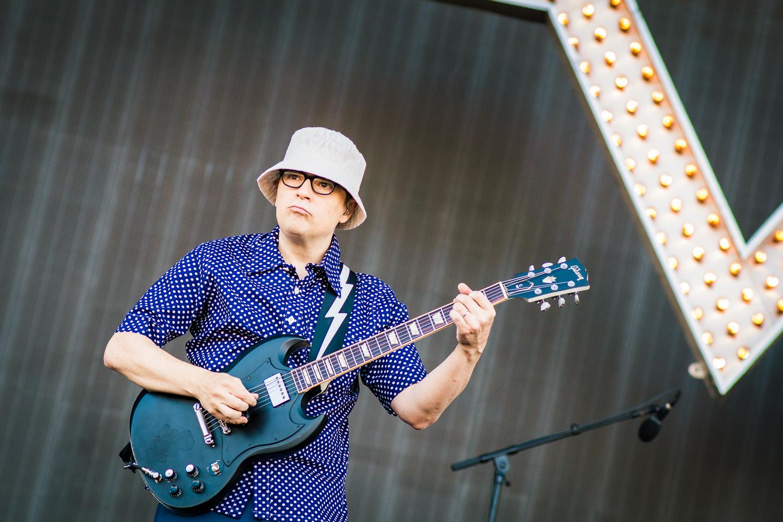 Weezer @ Rock Werchter 2019 (© Timmy Haubrechts)