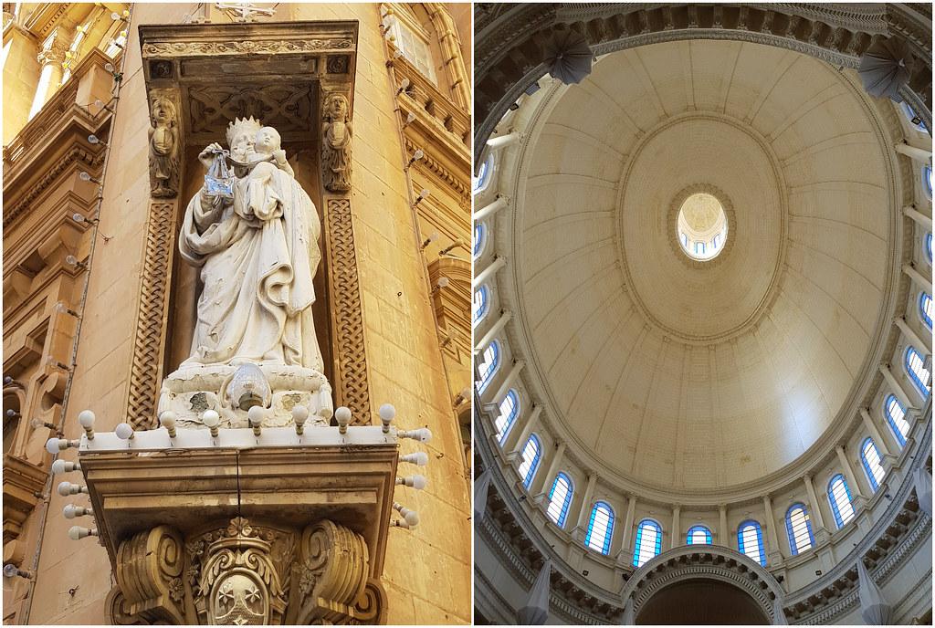 Bazylika Matki Bożej z Góry Karmel w Valletcie
