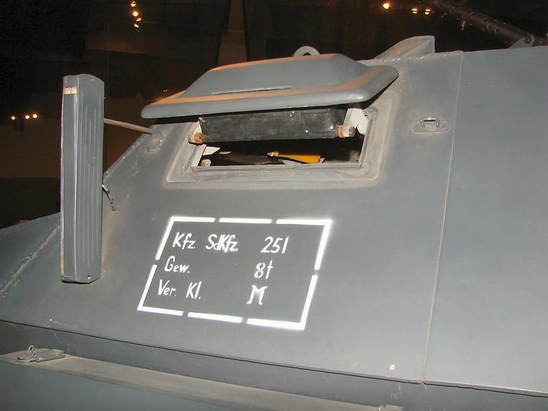 Sd.Kfz.2516 Ausf.A Half-Track 10