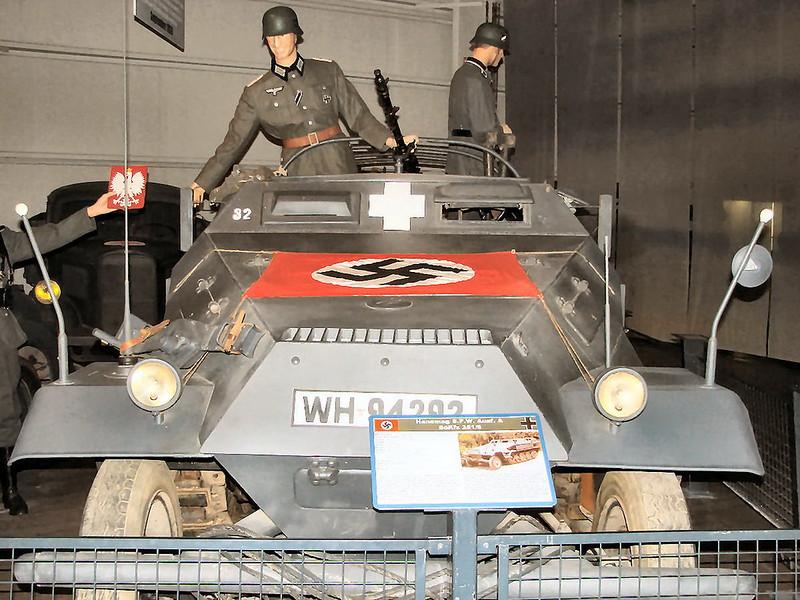 Sd.Kfz.2516 Ausf.A Half-Track 1