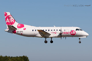 Saab 340 - Sprint Air - SP-KPG | by Kelvin Jahae
