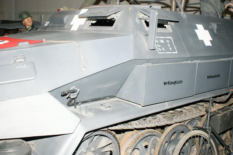 Sd.Kfz.2516 Ausf.A Half-Track 6