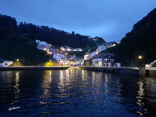 Cudillero de noche | Asturias