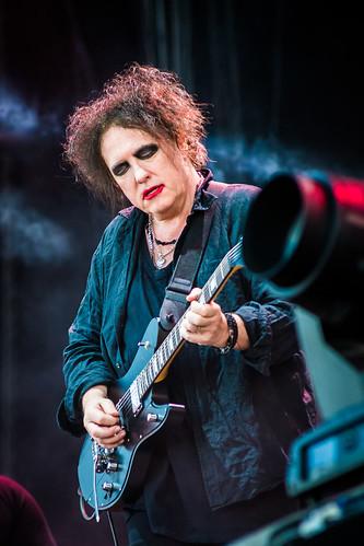 The Cure @ Rock Werchter 2019 (© Timmy Haubrechts)