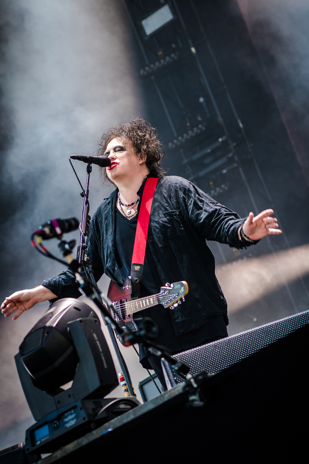 The Cure @ Rock Werchter 2019 (© Timmy Haubrechts)