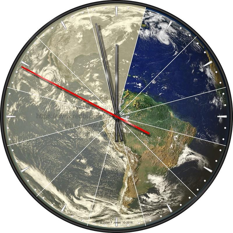 Doomsday clock 01