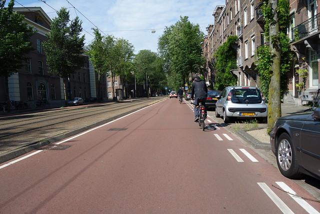 Amsterdam Fahrradstrasse