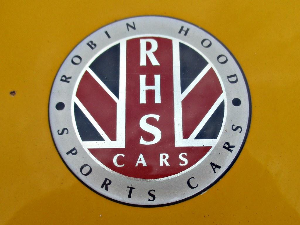 989 Robin Hood Sportscars Badge - History
