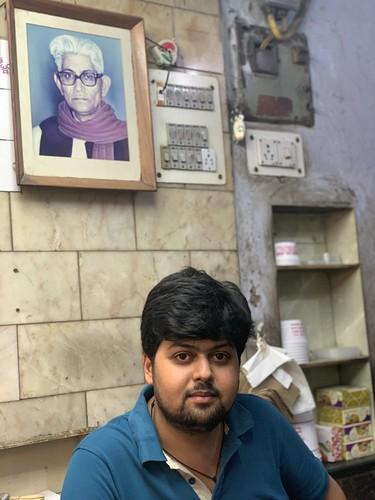 City Food - Hazari Lal Jain Khurchan Wale, Kinari Bazaar