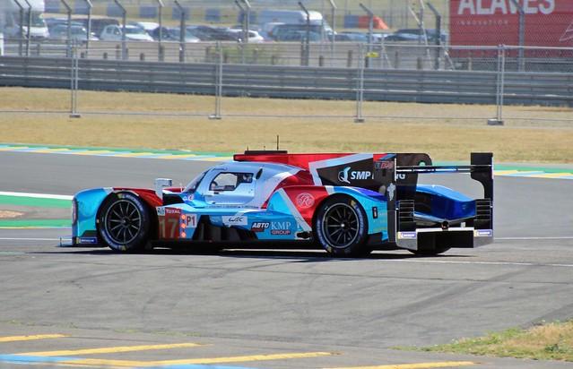 Journée Test 24 Heures du Mans 2019