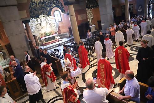 Święcenia prezbiteratu Księży Jezuitów | Abp Marek Jędraszewski, 29.06.2019 r.