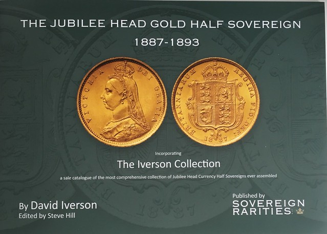 Jubilee Head Half Sovereign