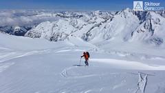 Diechterhorn (day 3, h.r. Swiss Glacier)
