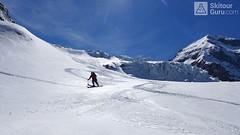 Rosenhorn (day 5, h.r. Swiss Glacier)