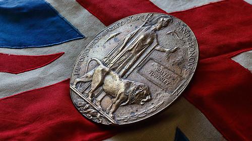 Memorial Plaque 1914-18