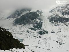 Zwischen Tierbergen, day 2, h.r. Swiss Glacie