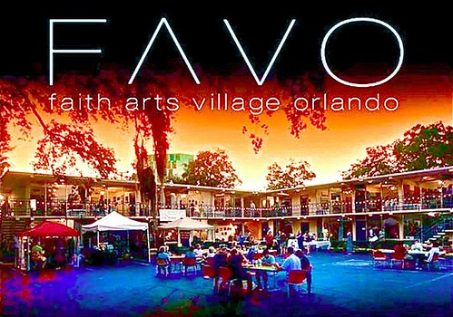 'FAVO' – The Faith Artist Village Open House