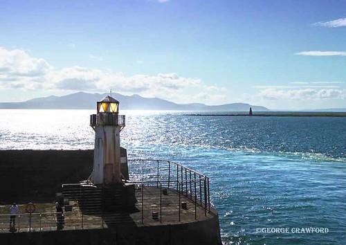 Arran20190621 Caledonian Isles12 Ardrossan Lighthouse