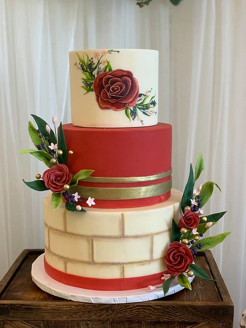 Cake by Simply Irresistible Cakes & Catering