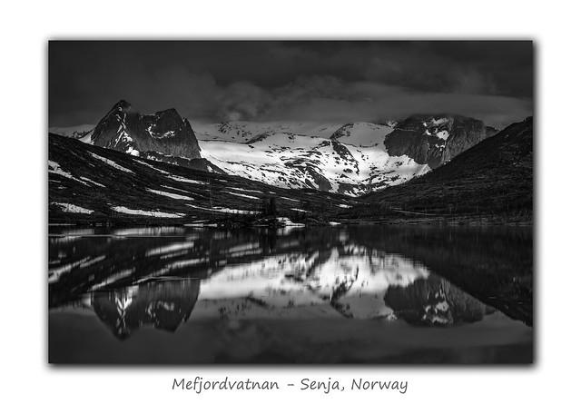 Mefjordvatnan