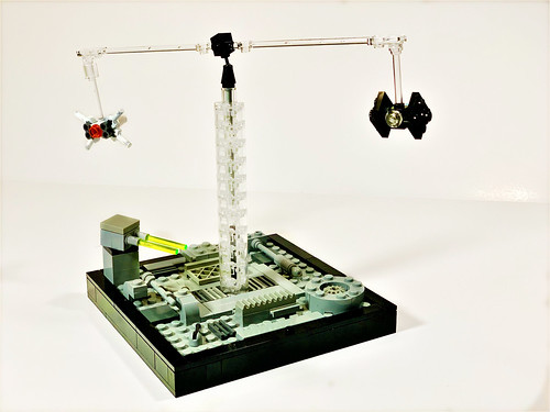 LEGO Kinetic Balancing Desk Toy | by Sandlot_Creations