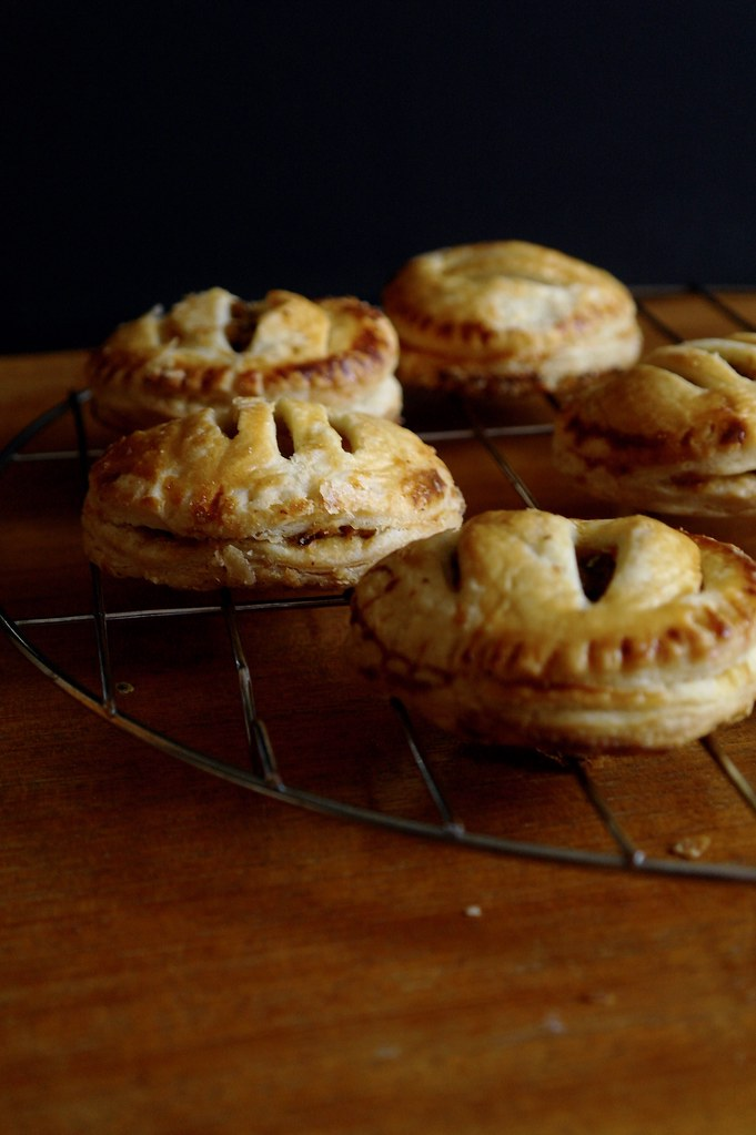 pumpking turnovers