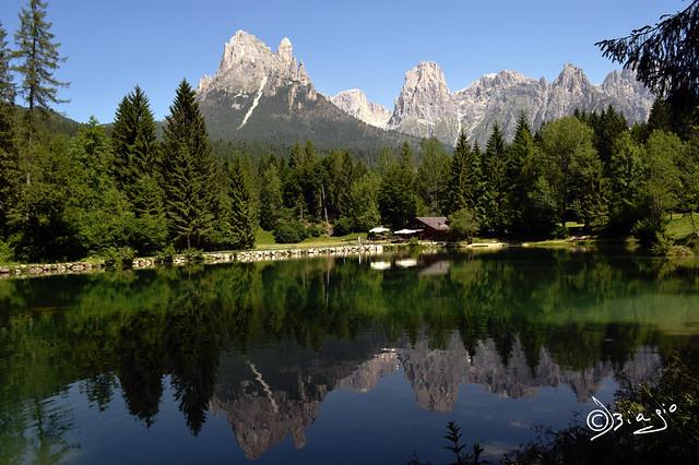 Lago Welsperg - Italy