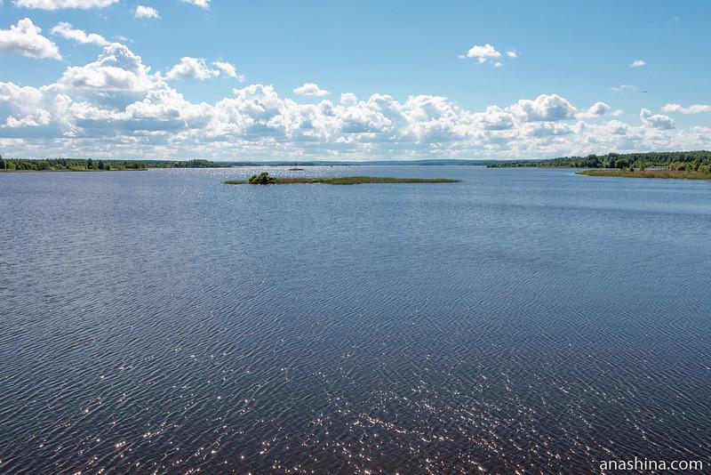 Вытегорское водохранилище