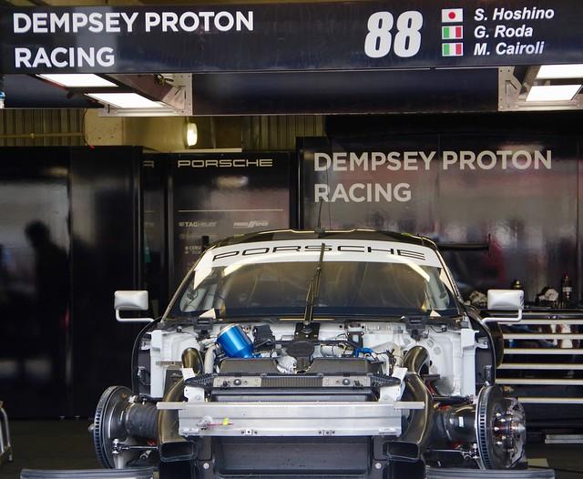 Dempsey Proton Racing's Porsche 911 RSR #88