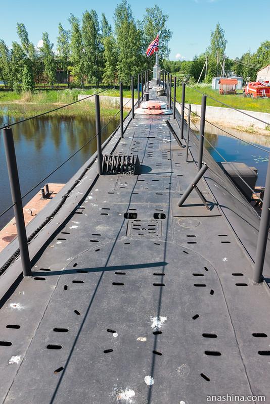 Подводная лодка Б-440, Вытегра